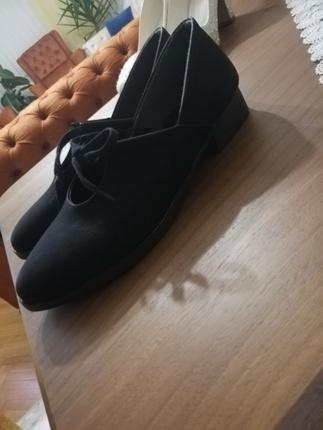siyah talo marka ayakkabı