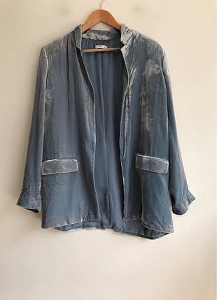 Vintage kadife ceket