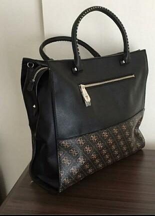Guess siyah çanta