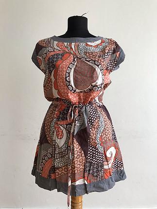 Günlük mini elbise