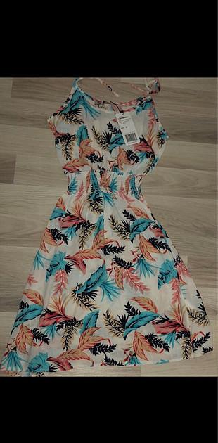 Sevenhill beyaz elbise