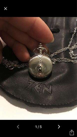 Zen orjinal pırlantalı kolye