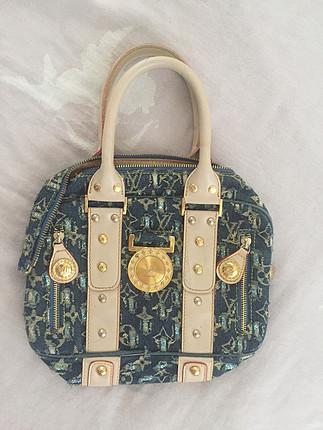 Kot detaylı çanta