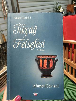 İlkçağ Felsefesi / Ahmet Cevizci