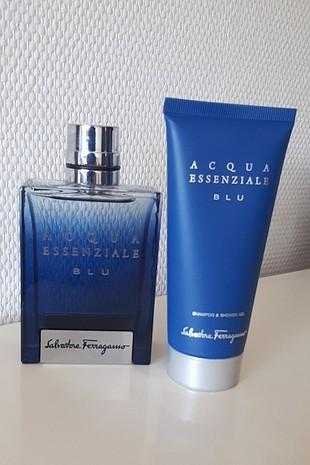 Salvatore Ferragamo Erkek Parfüm Seti