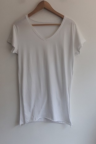 beyaz t shirt