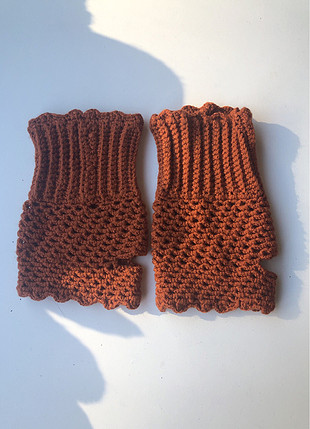 İşlemeli eldiven