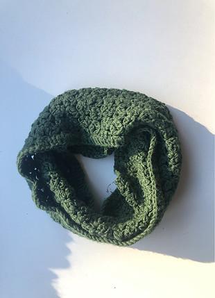 Yeşil boyunluk