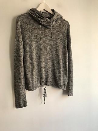 Oysho Kapşonlu sweatshirt