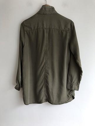 Zara Cep detaylı gömlek