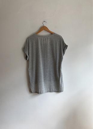 Kuru kafa baskılı tshirt