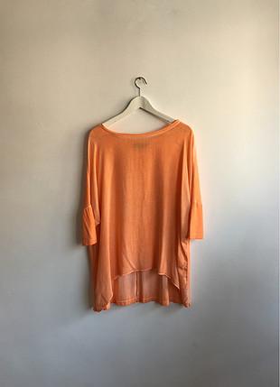 Turuncu Bluz