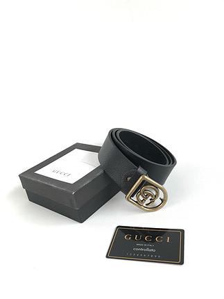 Gucci Siyah Kemer