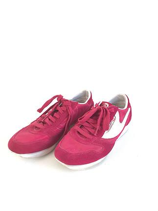 Süet Spor Ayakkabı