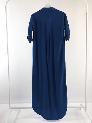 Uzun gömlek elbise