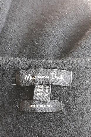 m Beden siyah Renk v yaka kazak