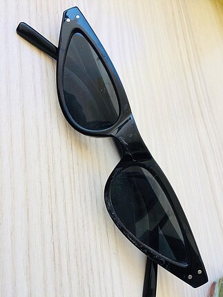 Beden Cat eye vintage retro güneş gözlüğü