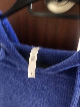 l Beden lacivert Renk Sweatshirt