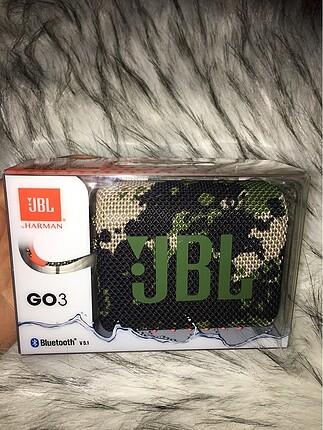 Jbl Go3 Bluetooth hoparlör (sıfır)