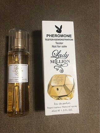 Paco Rabanne Lady million parfüm
