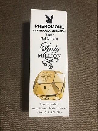 m Beden Paco Rabanne Lady million parfüm