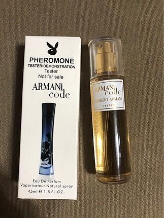 Armani Code parfüm
