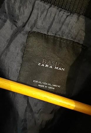 xl Beden siyah Renk mont zara