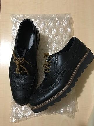 Gerçek Deri Klasik Ayakkabı