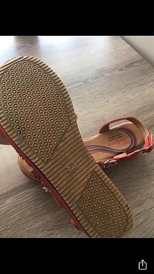 38 Beden Dolgulu ayakkabı
