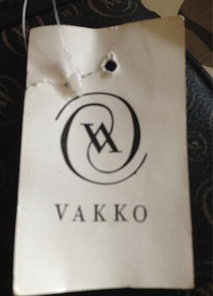 diğer Beden siyah Renk Vakko çanta