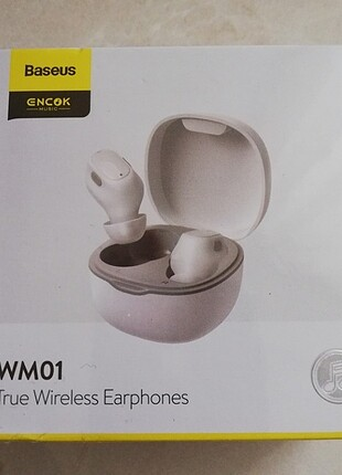 Baseus WM01 bluetooth kulaklık
