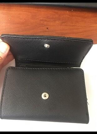 Beden siyah Renk Stradivarius cüzdan