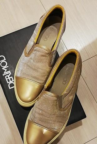 Derimod Gold Ayakkabı