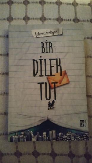 bir dilek tut kitap