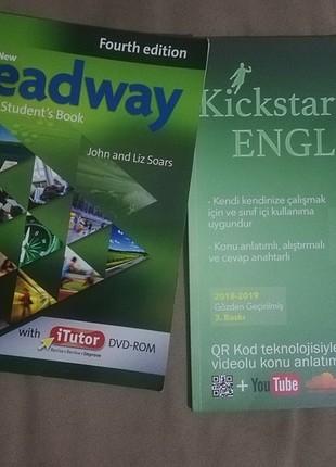 Oxford Headway Beginner Student's Book+ Kickstart Your English