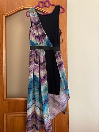Orjinal miss selfridge süper Cool ve rahat elbise