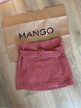 mango kareli mini etek