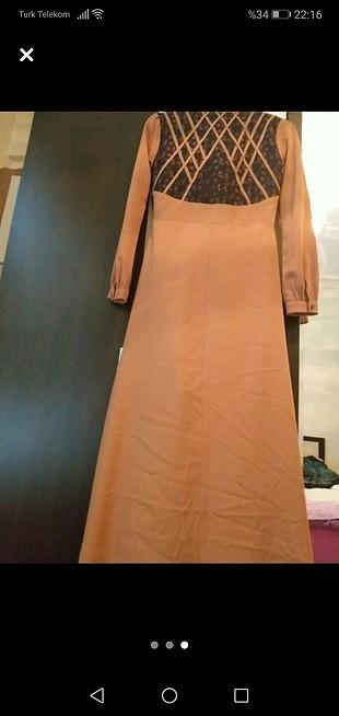 38 Beden elbise sıfırdan farksız