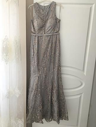 40 Beden Abiye elbise