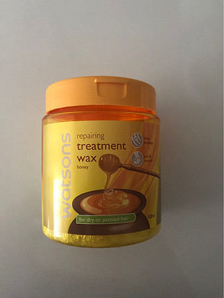 Watsons marka ballı saç besleyicisi canlandırıcı 500 ml