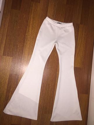 İspanyol paça pantolon