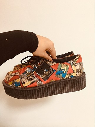Creepers ayakkabı