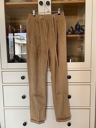 Camel pantolon
