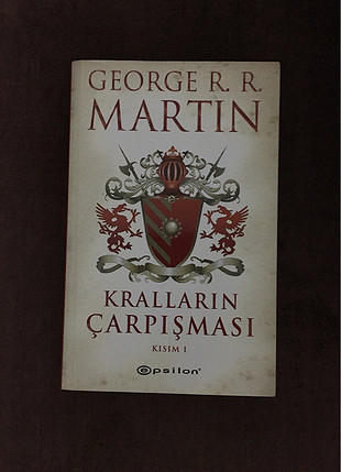 GAME OF THRONES /KRALLARIN ÇARPIŞMASI KISIM 1