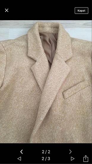 Zara orjinal palto