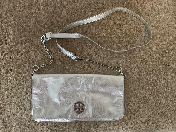 Orijinal Tory Burch askılı çanta