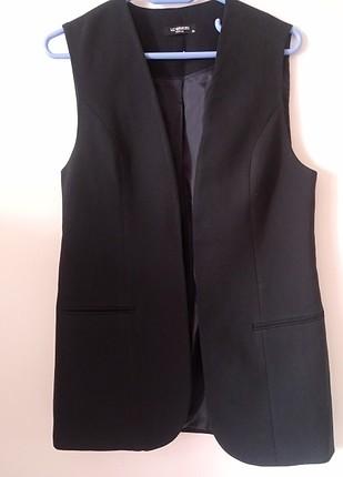 siyah renk LCW ceket
