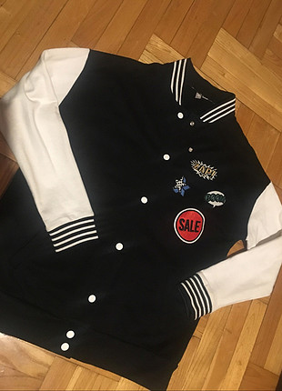Collage sweatshirt