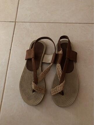 Sandalet tertemiz
