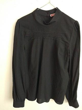 armine siyah bluz